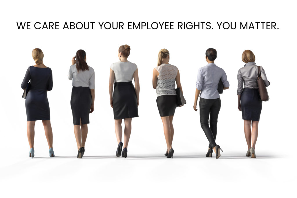 SLG employee rights cases